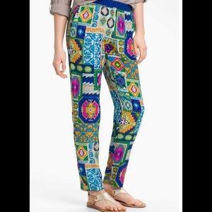 Trina Turk palazzo pants. Size 6